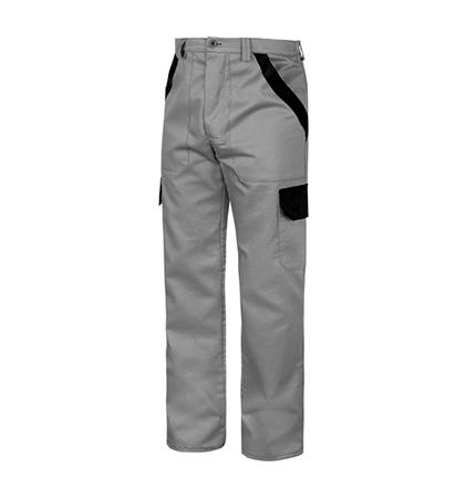 Pánské pracovní kalhoty do pásku zateplené flanelem. Beston 27ff429036