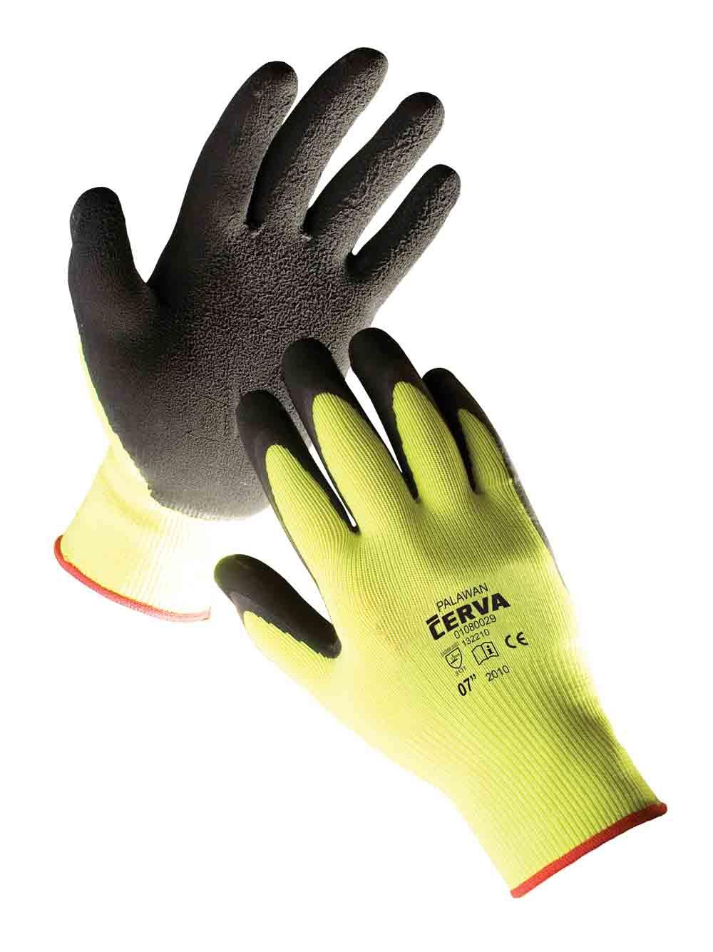 Zateplené pletené rukavice PALAWAN WINTER Beston 3568a41461